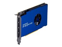 AMD Radeon Pro WX 5100 - Kundsats - grafikkort - Radeon Pro WX 5100 - 8 GB GDDR5 - 4 x DisplayPort - för Dell 5820, 7820, 7920; Precision Mobile Workstation 7740; Precision Rack 7910 490-BDYI
