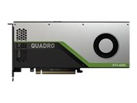 NVIDIA Quadro RTX 4000 - Customer Kit - grafikkort - Quadro RTX 4000 - 8 GB GDDR6 - 3 x DisplayPort, USB-C 490-BFCY